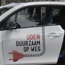 Elektrische deelauto Uden