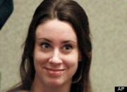 Casey Anthony left her Orlando home in 2008 with her daughter Caylee and returned after a month, only without her little girl. Caylee's remains were found in a trash bag buried in a wooded area. She appeared to have been suffocated with duct tape.