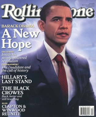 I'm sure Republicans were offended by Obama's angelic appearance (Rolling Stone)