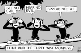 H1N1 monkeys - Cheah