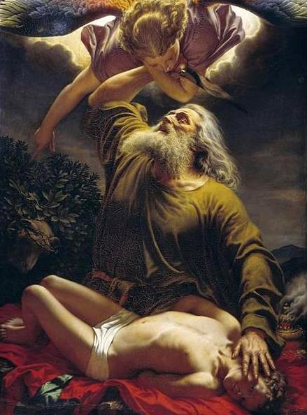 Abrahams-sacrifice