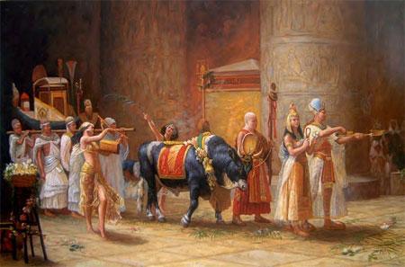 Egyptian-Bull-Apis
