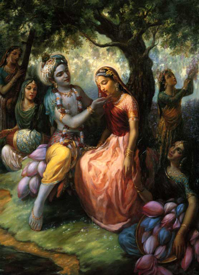 krishna-and-radharani