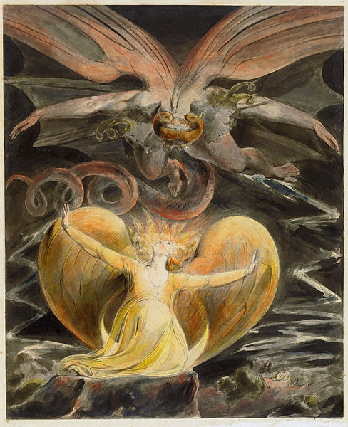 william_blake_gold_woman_and_dragon