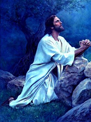 jesus-praying-stone