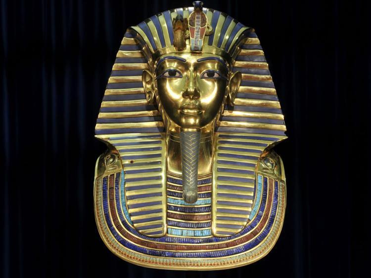 Tutankhamun-mask