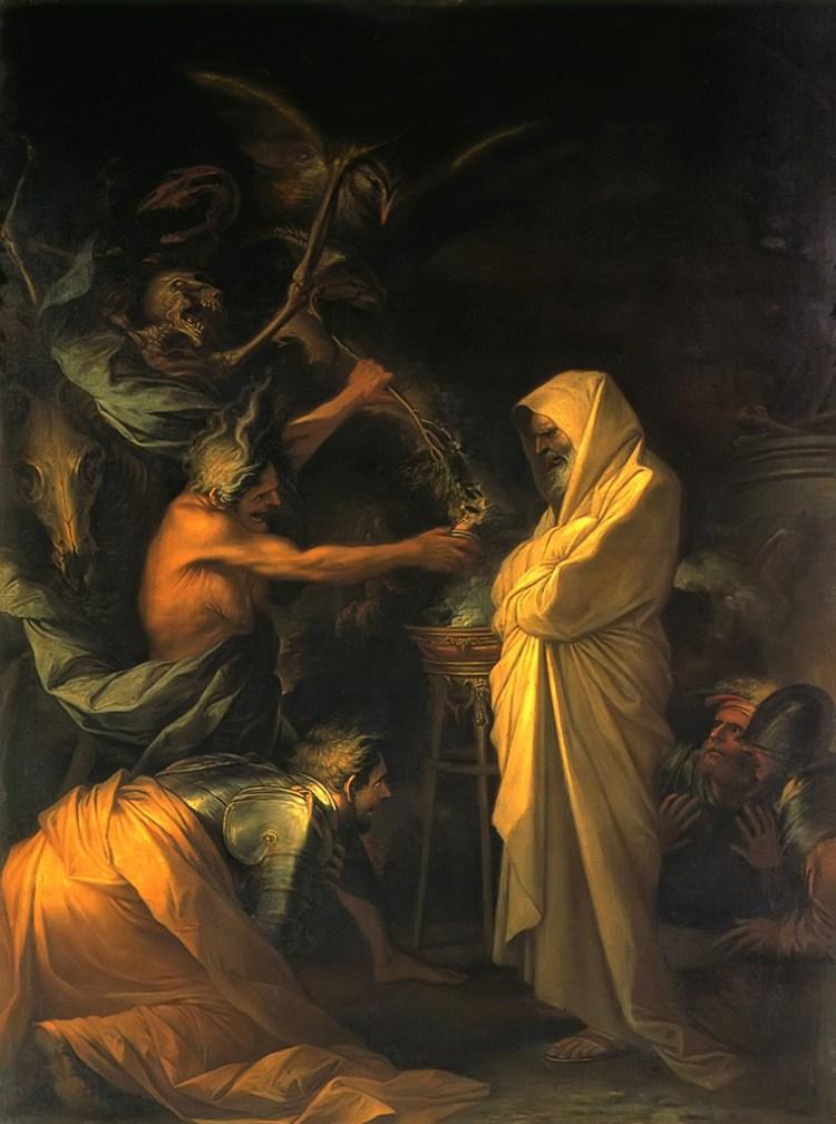 1668-Endor-Salvator-Rosa