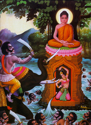 buddha-mara