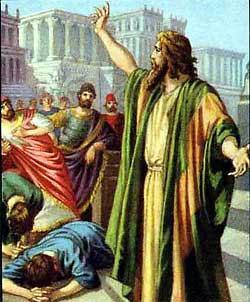Jonah-preaching
