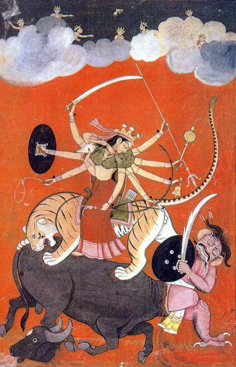 Durga_Mahisasuramardini-800