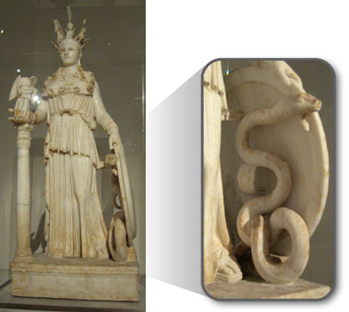athena-serpent