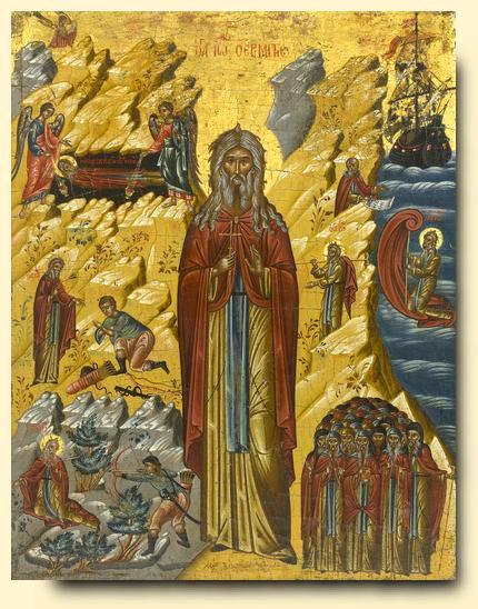Saint John Crete