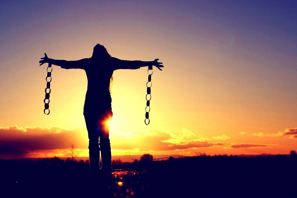 Image result for break the chains photo