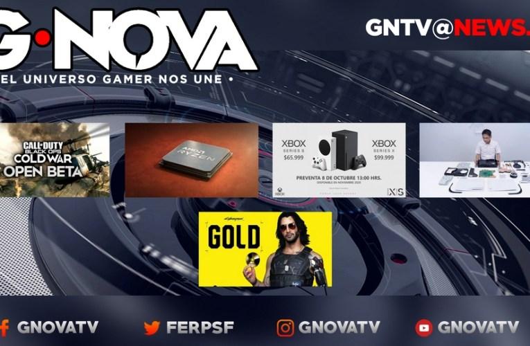 GNova News Episodio 14 – 8 de Octubre ya esta online