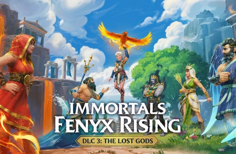 Ya está disponible el nuevo modo de juego descendiente en IMMORTALS FENYX RISING™ – THE LOST GODS