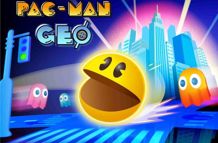 PAC-MAN Geo agrega el modo de juego World Tour y más en la última actualización