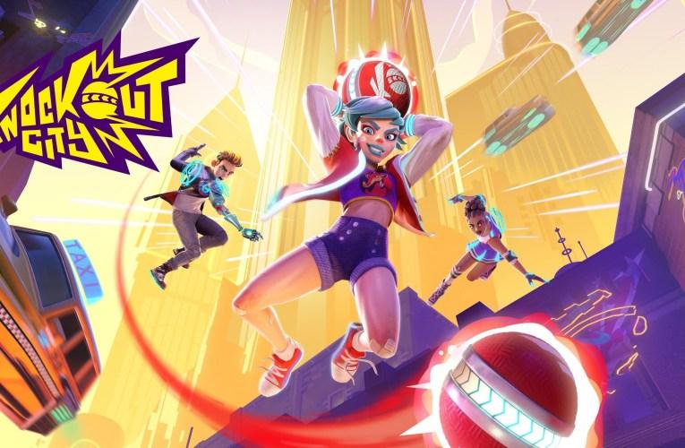 KNOCKOUT CITY, el 'titulo multujugador en equipos de EA y VELAN STUDIOS inspirado en Dodgeball se lanza hoy
