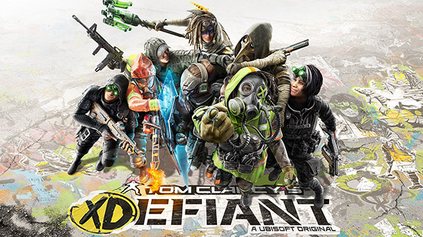 Ubisoft San Francisco anuncia Tom Clancy's XDefiant