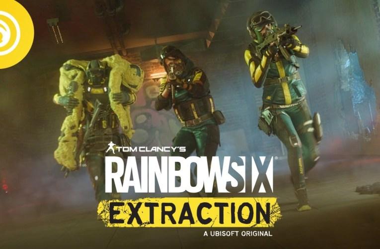 Nuevas fechas para el lanzamiento de  TOM CLANCY'S RAINBOW SIX® EXTRACTION y RIDERS REPUBLIC