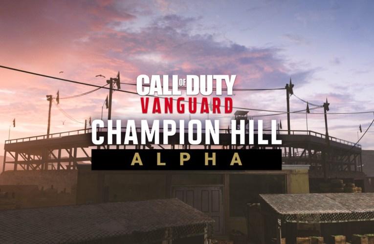 SI tenes PlayStation no te podés perder el el Alpha de Call of Duty®: Vanguard, con el nuevo modo Multijugador Champion Hill, del 27 al 29 de agosto