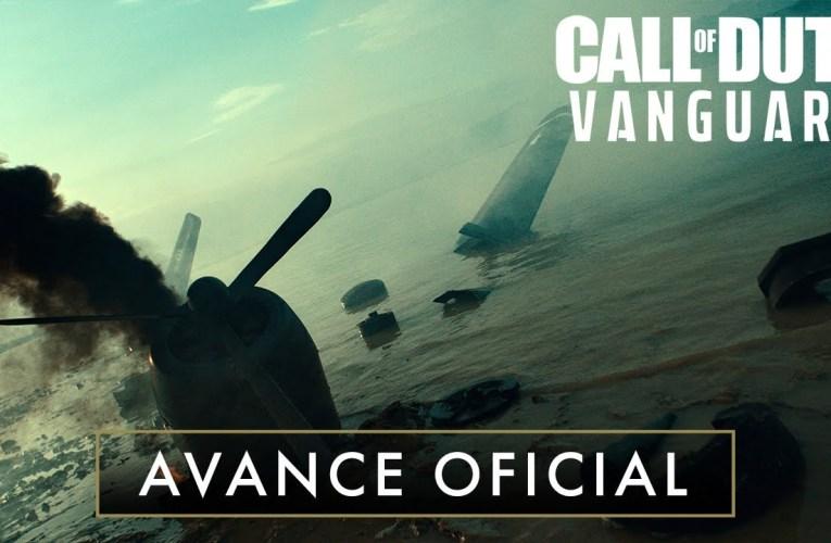 Se viene la revelación de Call of Duty Vanguard. He aquí el teaser