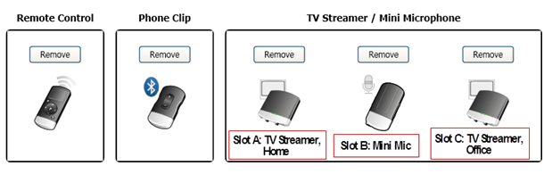 Accessing the Second Streamer