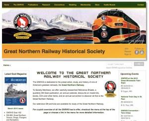 New GNRHS website
