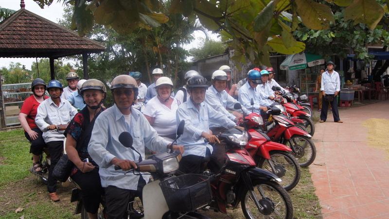 111006 Hue Motor Bike Tour