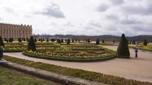 Gardens at Versaille