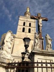 Cathedral in Avignon