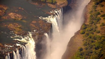 Exhilarating Victoria Falls