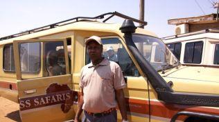 Our Kenyan driver