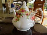 High Tea with expensive china