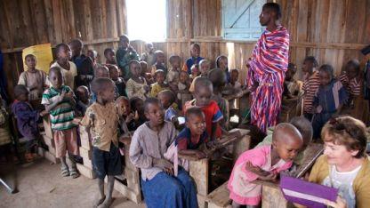 The pre-pre-school classroom