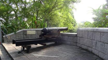 9 pound gun