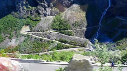 Switchbacks and more ....