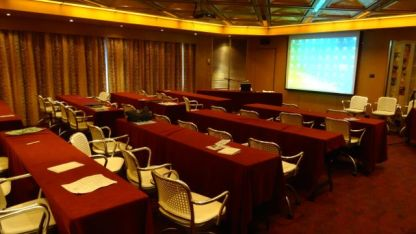 A room for Business Conferences