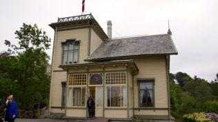 Edvard Grieg's home