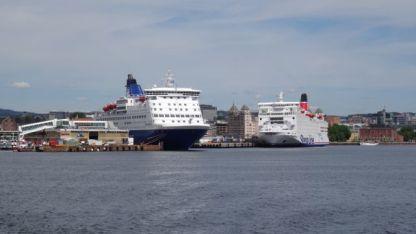 Inter-island ferries