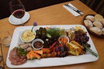 Lyn Spain - Lunch last day