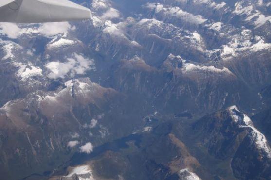 Lyn Spain - Queenstown Flying In 1