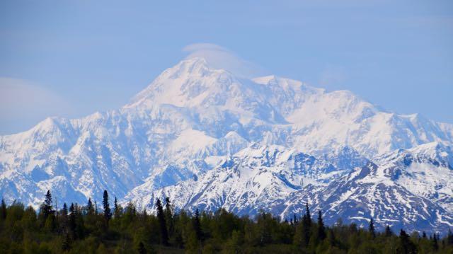 150517 Denali to Mt McKinley
