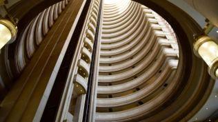 The Atrium at Grand Hyatt Santiago