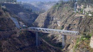 The 'old' highway bridge