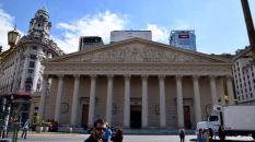 The Cathedral of Buenos Aires