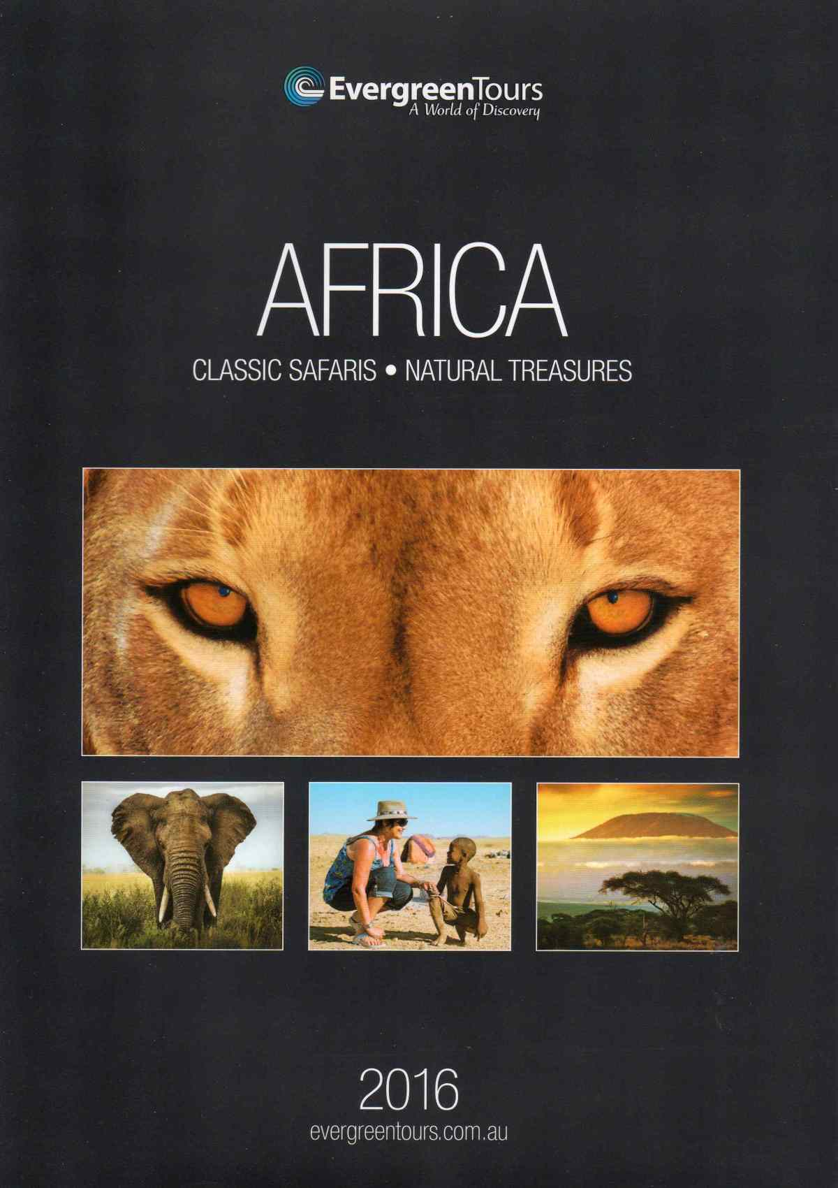 Evergreen Tours Africa Brochure
