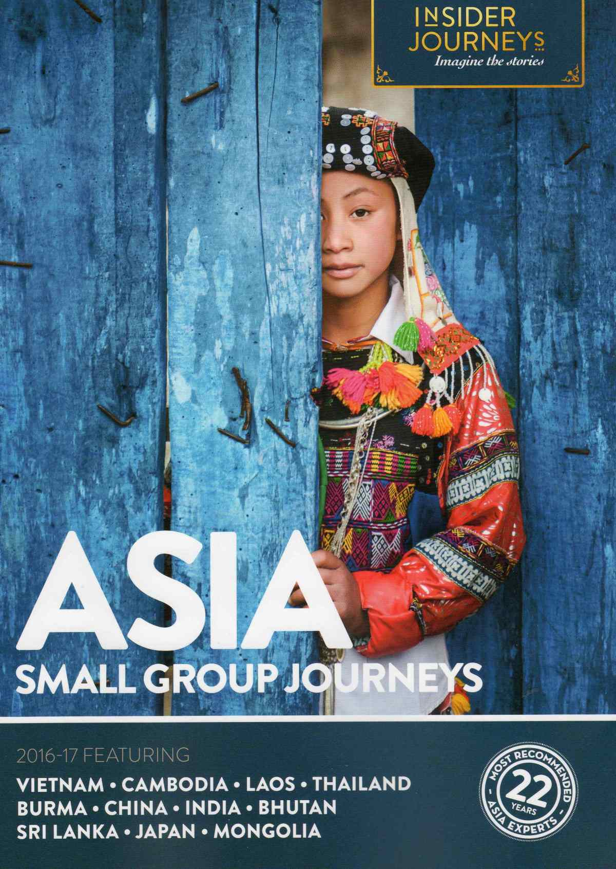 Asia Small Groups Brochure