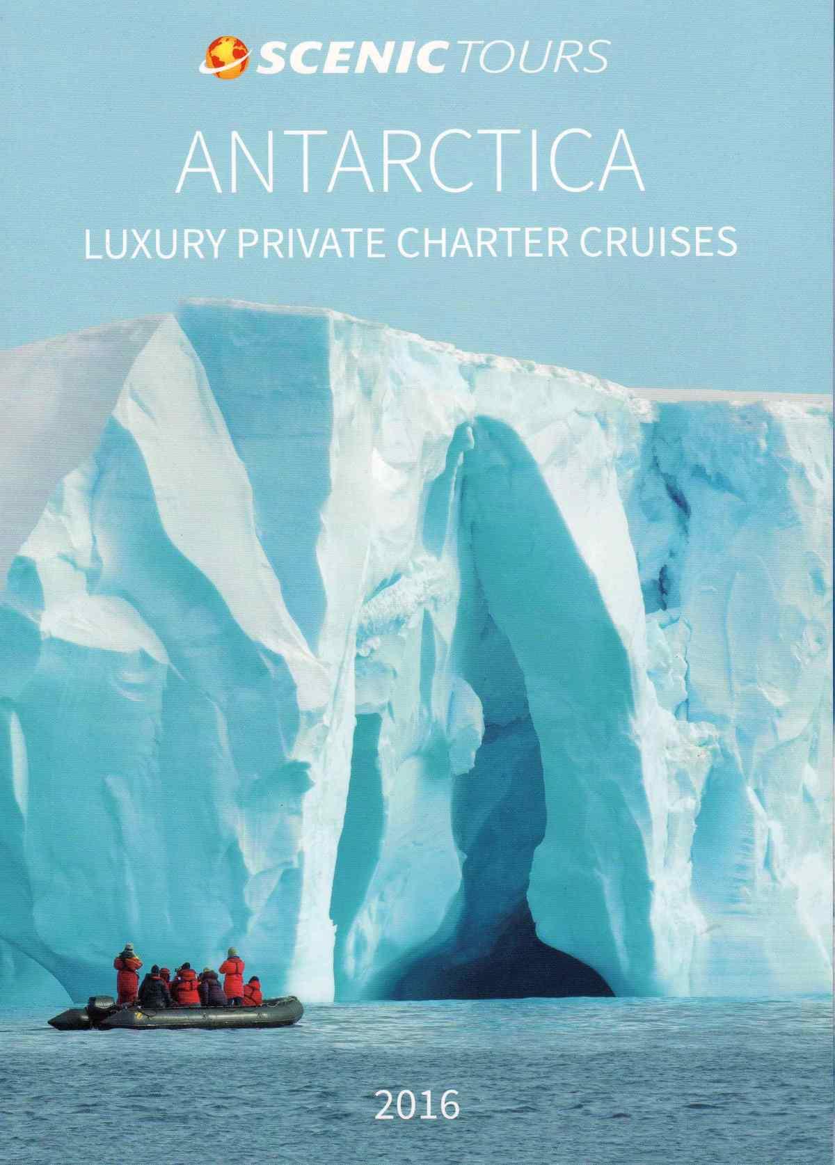 Antarctica by Scenic Brochure