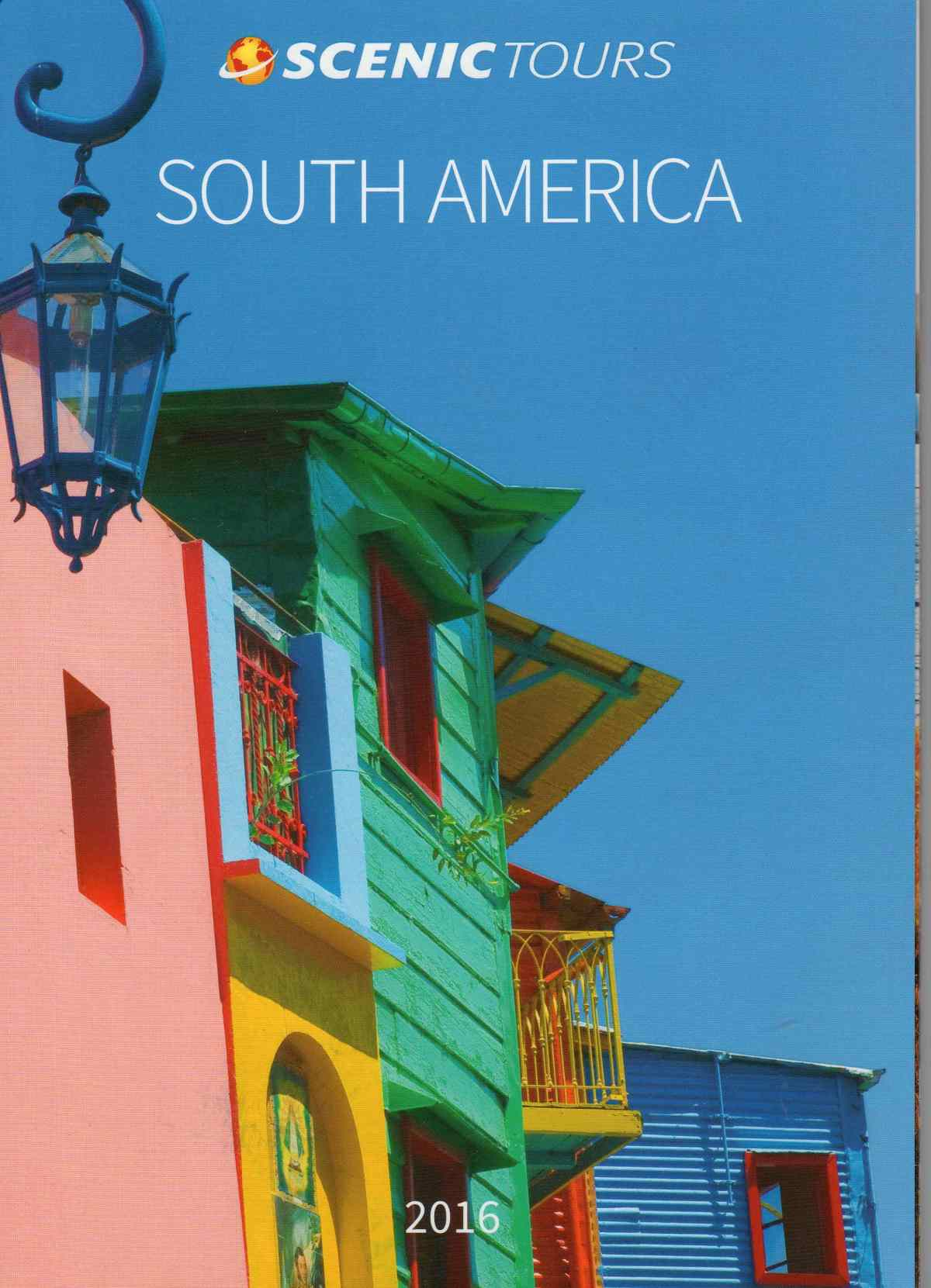South America with Scenic Brochure