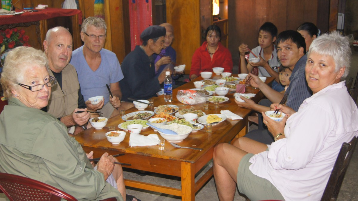 Home Stay – Sapa Valley Style